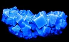 fluorite fluorescense