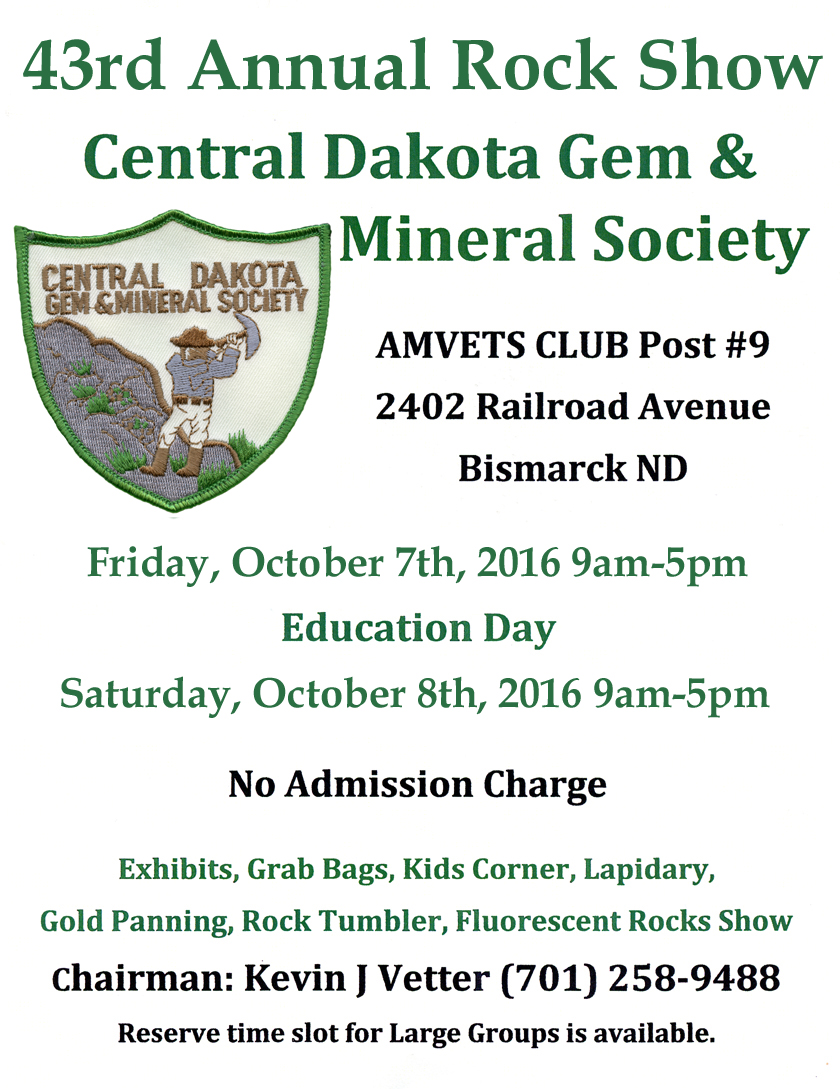 CDGMS rock show 2016